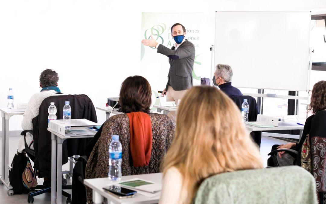 Arranca el Curso de Experto con un gran éxito de participantes