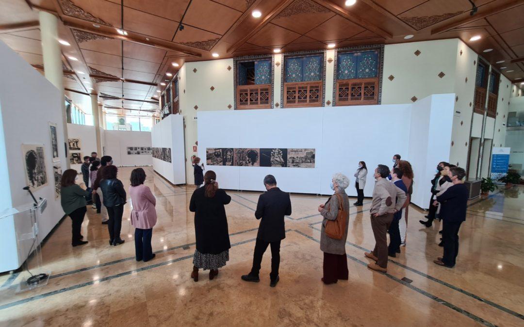 La Fundación Tres Culturas acoge la exposición de Clara Carvajal 'Dioses de la frontera: una biología de la imagen'