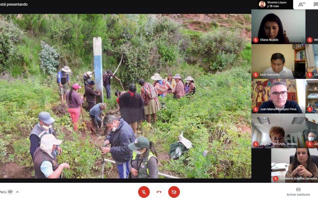 Ayuntamientos de la provincia de Córdoba participan en el Encuentro Provincial de Cooperación con el Valle Sur de Cusco