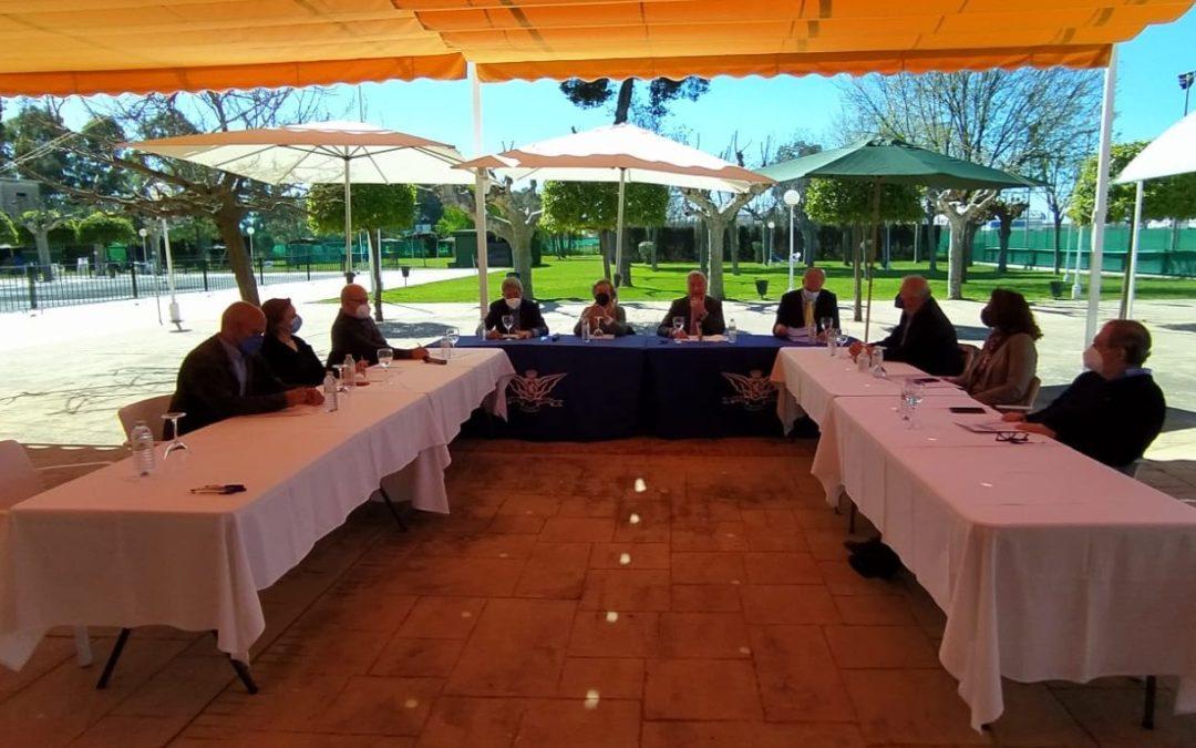 Benet Casablancas y Alhaurín el Grande se incorporan a la Fundación Antonio Gala