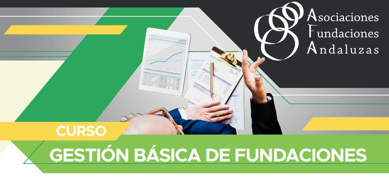 Curso Gestión Básica de Fundaciones