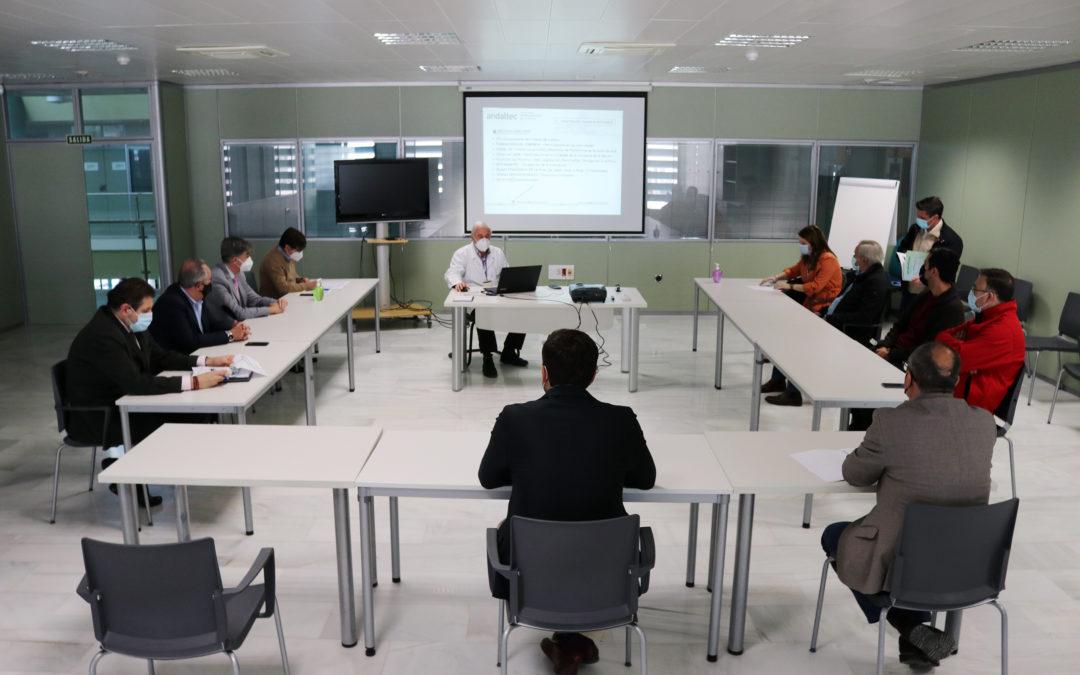 Aprobada la incorporación de los ayuntamientos de Alcaudete y Alcalá la Real a la Fundación Andaltec