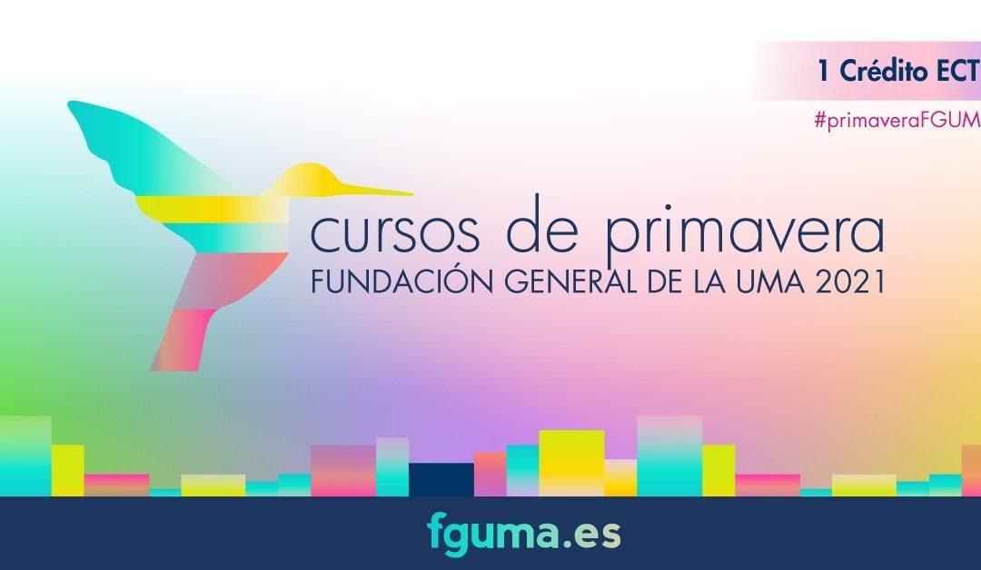 La Fundación General de la UMA amplía sus Cursos de Primavera con 35 seminarios