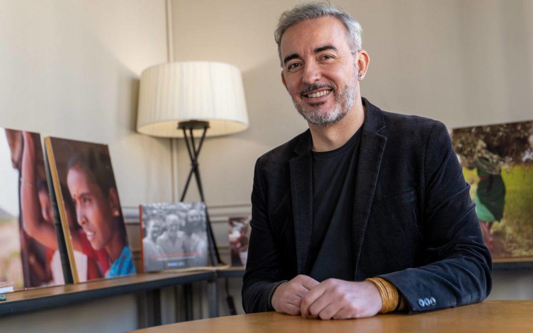 Asensio Rodríguez, nuevo director general de la Fundación Vicente Ferrer