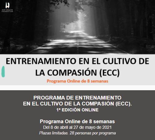 """Fundación New Health abre la inscripción para participar en el """"Entrenamiento en el Cultivo de la Compasión"""""""