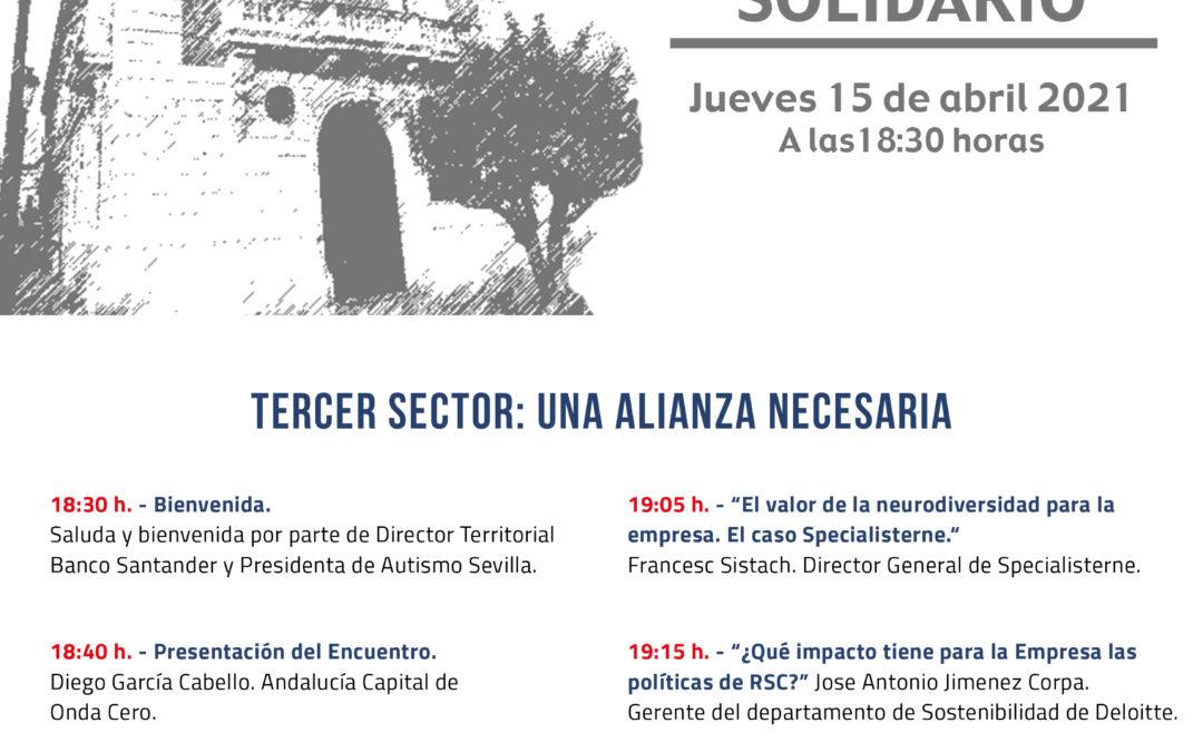 Autismo Sevilla renueva su Encuentro Solidario por el Autismo  en su XII edición