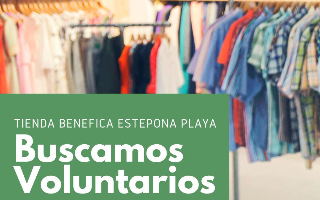 Cudeca lanza una campaña para captar voluntarios para Estepona