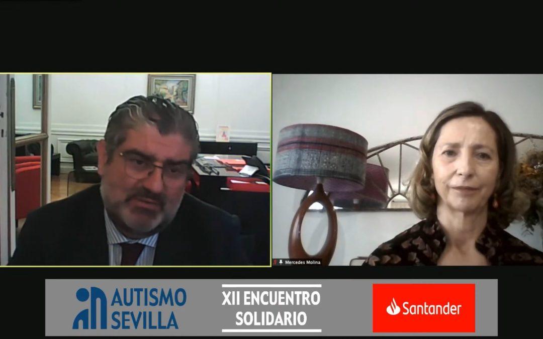 El XII Encuentro Solidario de Autismo Sevilla pone de manifiesto la necesidad de crear relaciones sólidas entre la empresa y el Tercer Sector para lograr un futuro en el que todas las personas tengan cabida