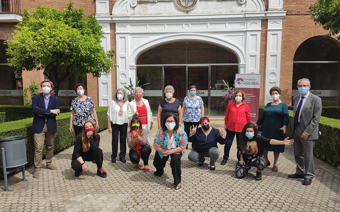 Más de 400 personas participan en los talleres de Envejecimiento Activo de la Fundación Doña María