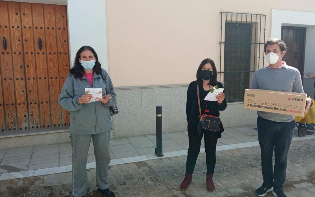 """Fundación TAS clausura del curso de Auxiliar de Conserjería con una bonita actividad del """"Grupo Naturaleza"""""""