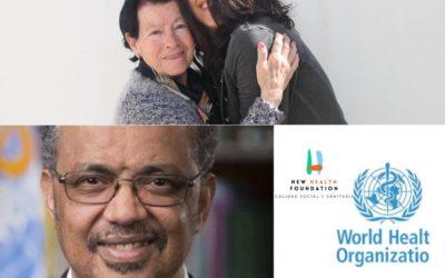 La Organización Mundial de la Salud destaca el programa 'Sevilla Contigo. Ciudad Compasiva' de la Fundación New Health
