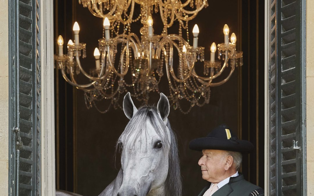 La Real Escuela rinde homenaje a Álvaro Domecq por toda una vida dedicada al mundo del caballo
