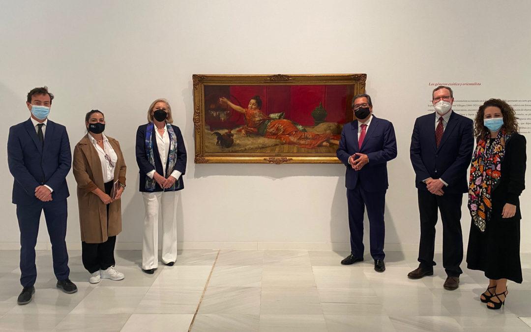 El Centro Cultural CajaGranada acoge la exposición 'Obras emblemáticas del siglo XIX en la Colección Fundación Cajasol'