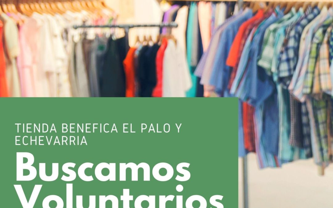 Campaña de voluntarios para las tiendas benéficas de CUDECA  en la barriada de El Palo