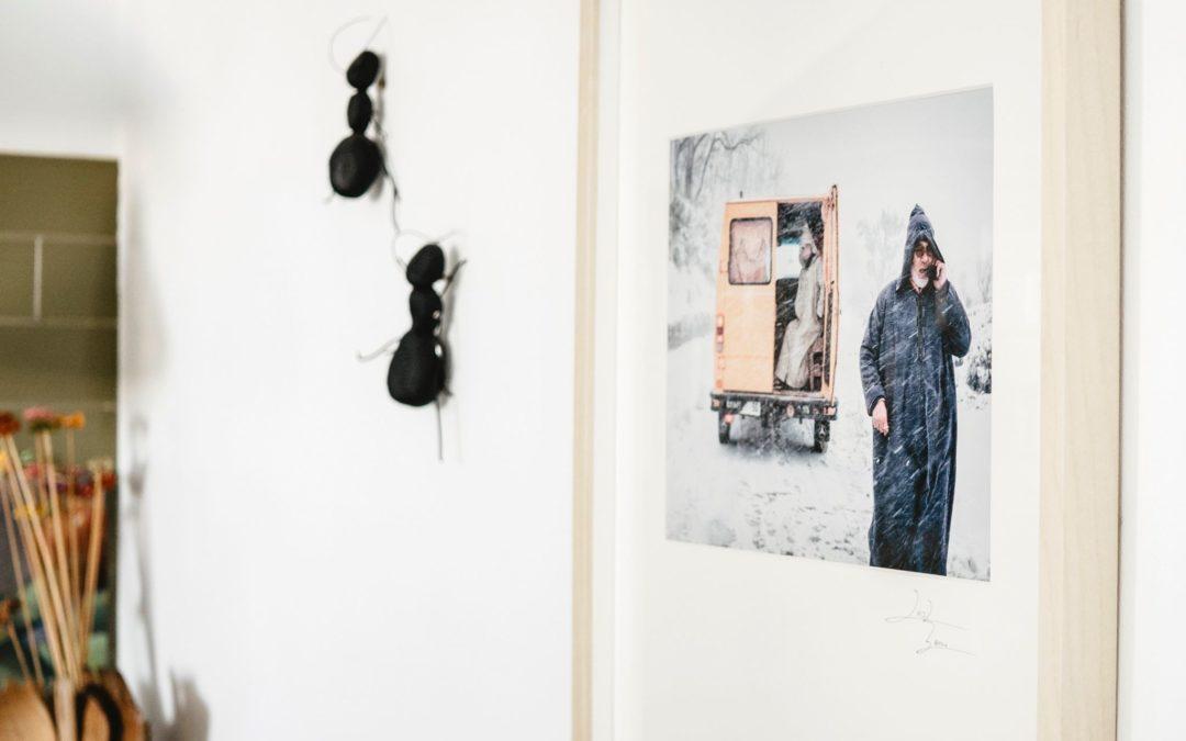 La Sociedad Fotográfica de Málaga (SFM) clausura su exposición habiendo vendido 12 fotografías solidarias por Cudeca  en plena pandemia por Covid