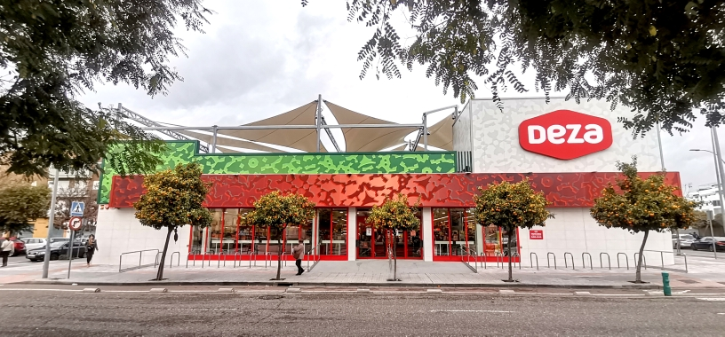 Los clientes de Supermercados Deza donan 25.663 euros al Banco de Alimentos de Córdoba