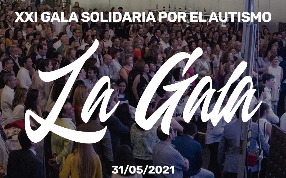 Autismo Sevilla lanza su XXI Gala Solidaria por el Autismo con el reto de llegar a las 2.000 entradas virtuales