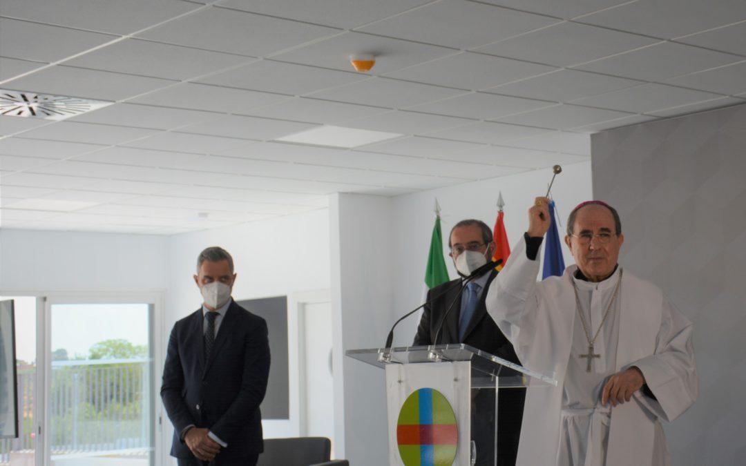 El Colegio CEU San Pablo Sevilla amplía sus instalaciones e inaugura la nueva etapa de Bachillerato