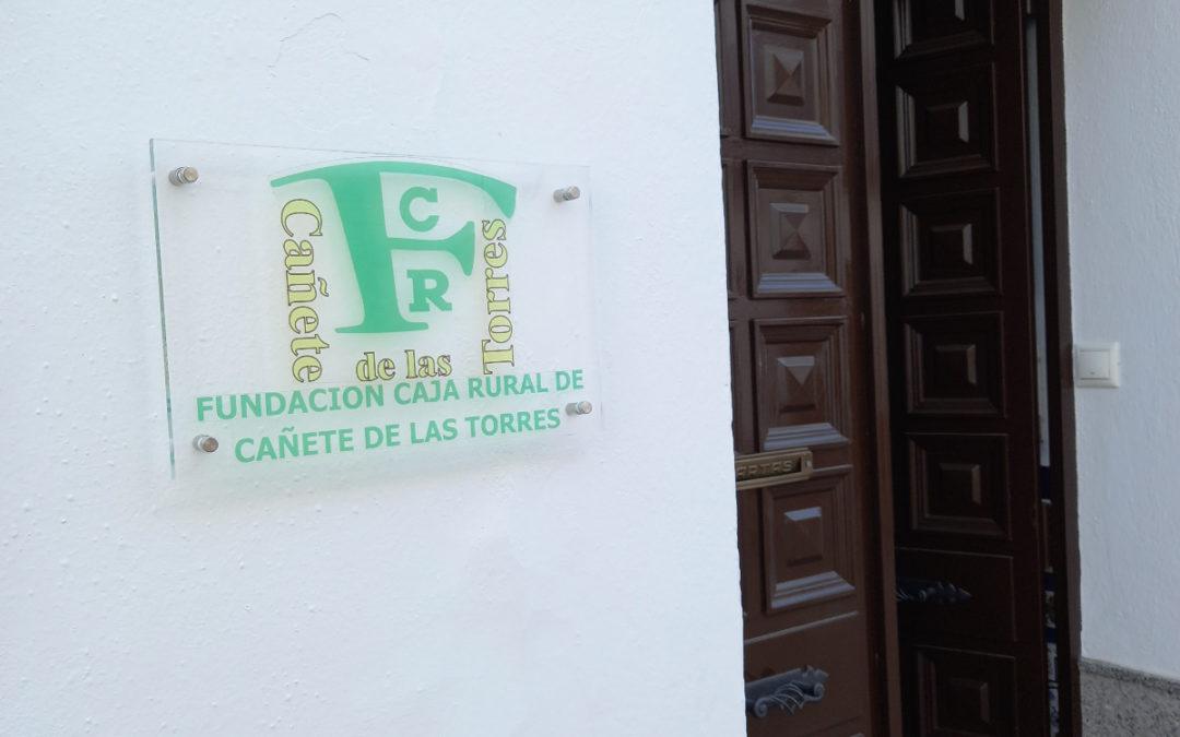 Fundación Caja Rural presenta el informe de las actividades realizadas en 2020