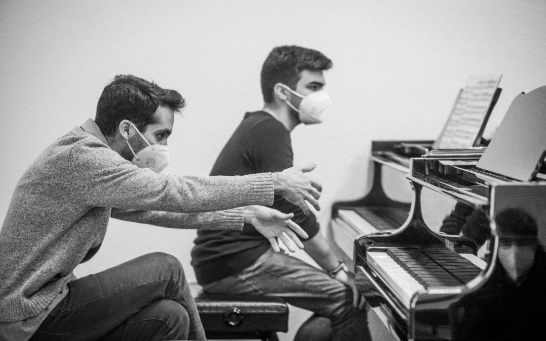 La Fundación Barenboim-Said organiza dos recitales de piano por el Día de la Música