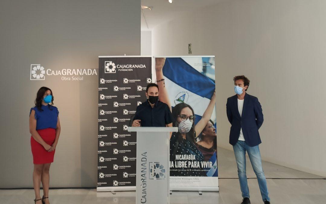 El Centro Cultural CajaGranada acoge el documental 'Nicaragua, patria libre para vivir', el documental que retrata la represión en el país centroamericano