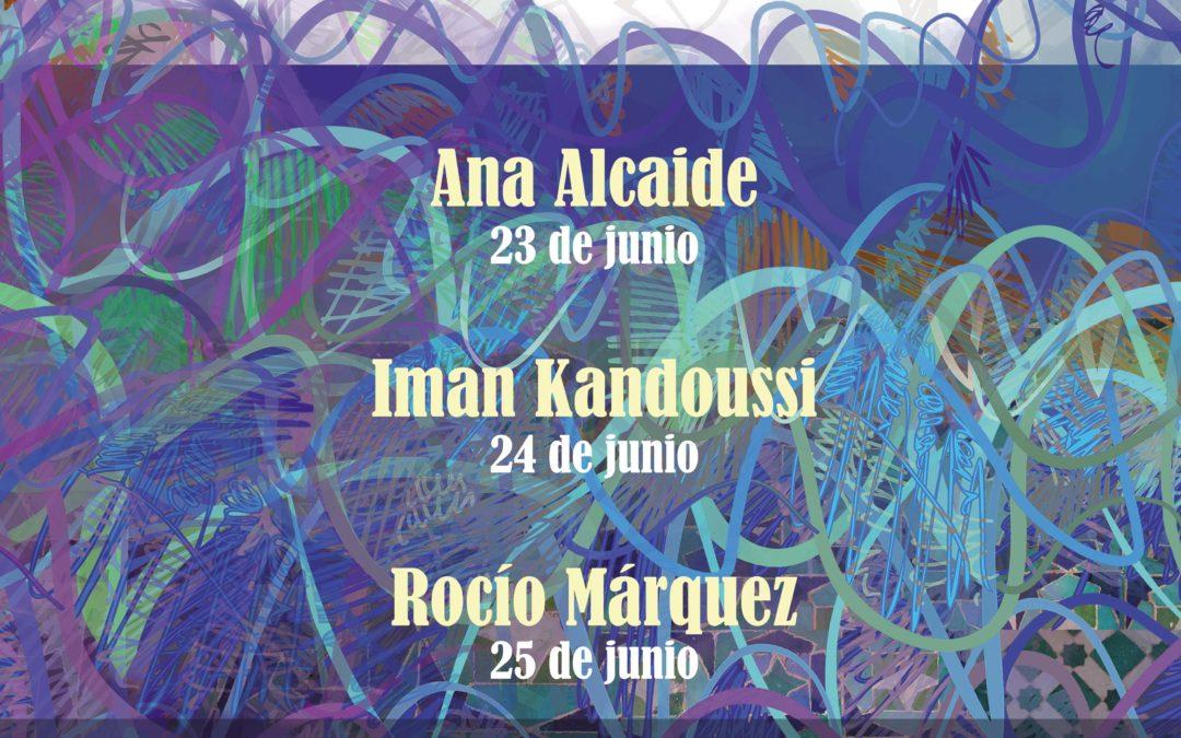 Nace el Festival Tres Culturas, tres noches de música al aire libre con el flamenco de Rocío Márquez, los ritmos andalusíes de Iman Kandoussi y los sones sefardíes de Ana Alcaide