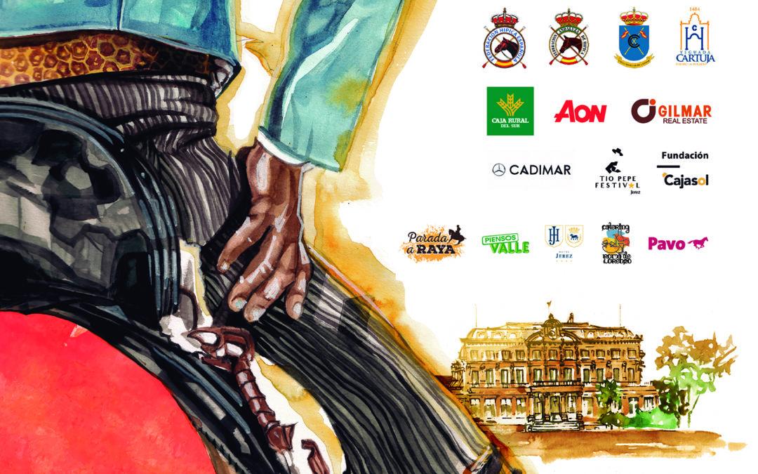 Vuelve la competición a la Real Escuela con la Alta Escuela y Doma Vaquera