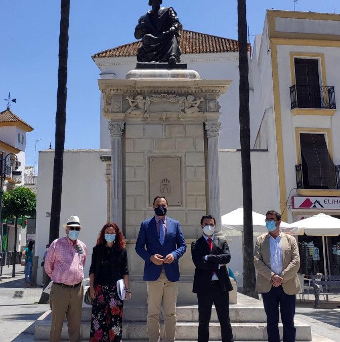 La Fundación José Manuel Lara se suma al proyecto cultural '2022, Año Cultural Nebrija' impulsado por el Ayuntamiento de Lebrija