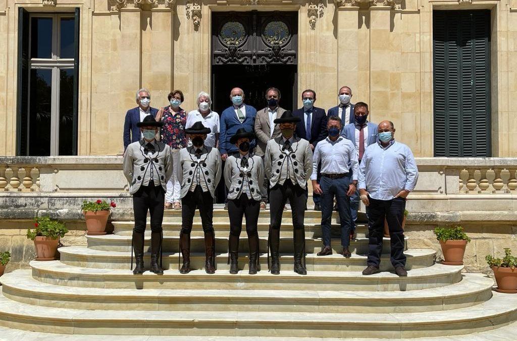 La Universidad de Huelva presenta en Jerez su Symposium Internacional de la Psicología de la Equitación