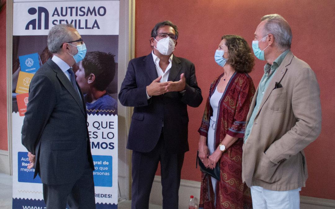 Autismo Sevilla: 2.000 entradas virtuales para apoyar el Programa de Respiro Familiar