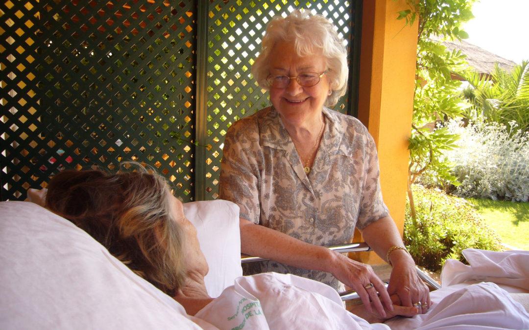 Muere Joan Hunt, fundadora de la Fundación Cudeca