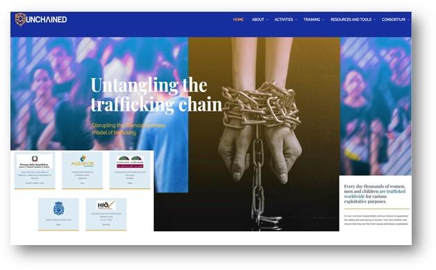 El proyecto UNCHAINED inicia sus trabajos sobre la trata de explotación infantil, prostitución y explotación laboral
