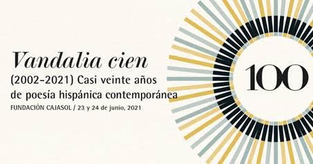 La Fundación José Manuel Lara celebra la publicación del número 100 de la colección Poesía Vandalia