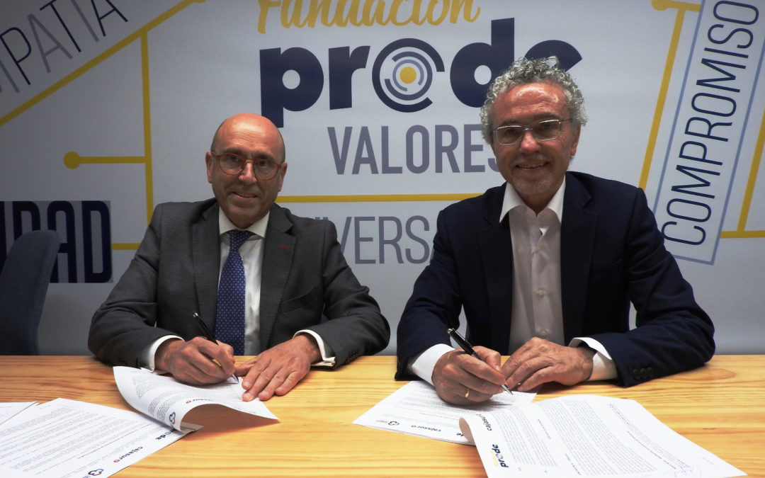 Cajasur y Fundación PRODE anuncian nuevos proyectos conjuntos en favor de la inclusión social