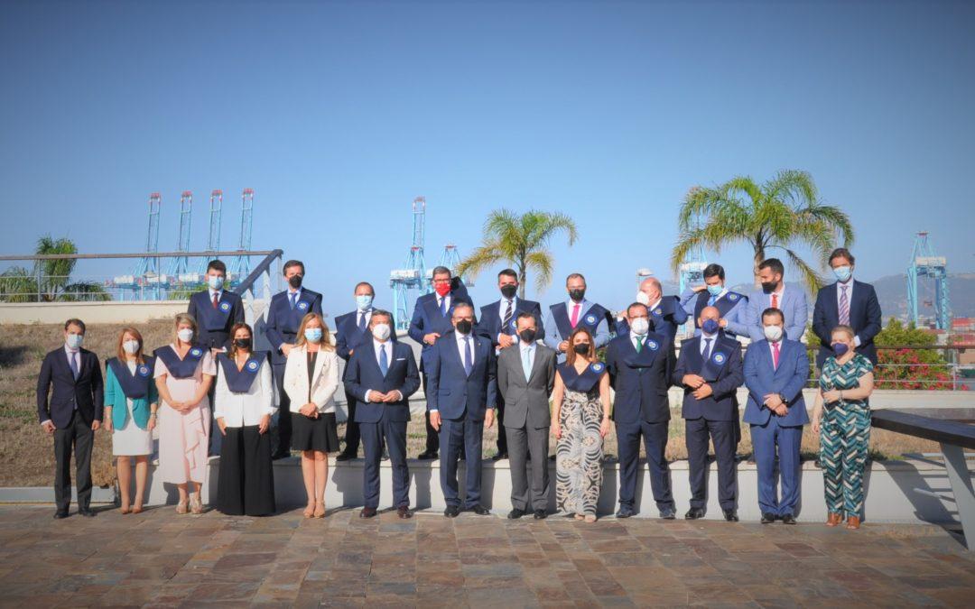 Fundación San Pablo Andalucía CEU y Cámara de Comercio clausuran el Programa de Transformación Directiva