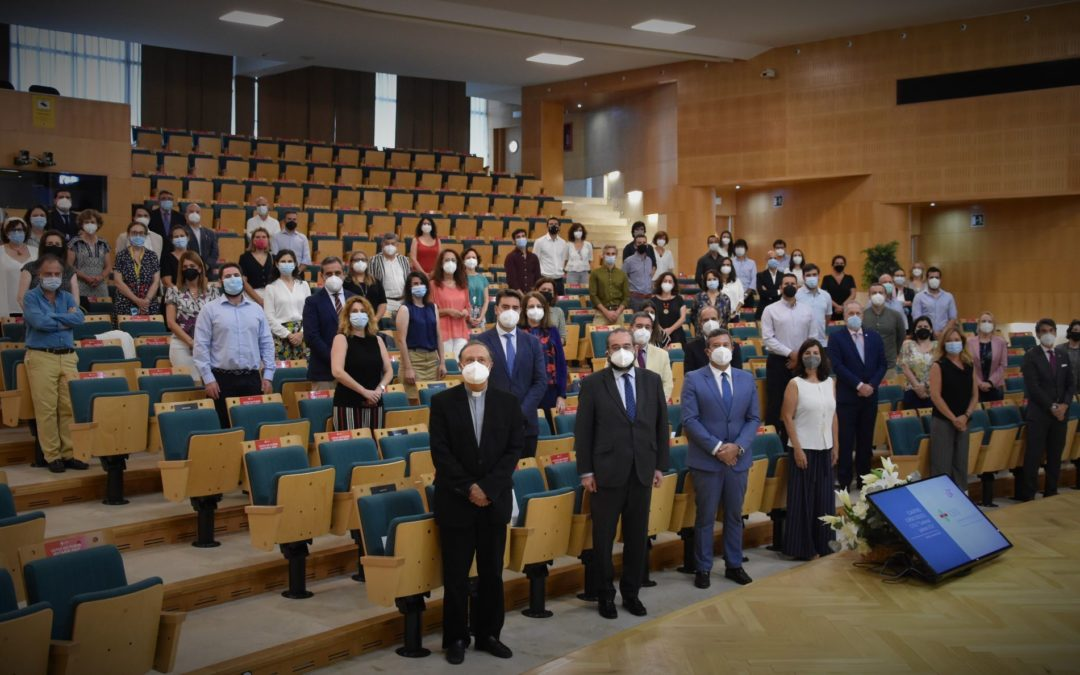 Celebrado el Claustro de Final de Curso del Centro de Estudios Universitarios Cardenal Spínola CEU