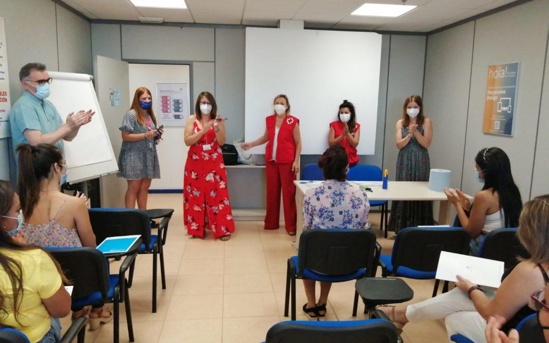 """25 personas participantes en el programa Incorpora de Fundación """"la Caixa"""", a través de Fundación Social Universal de Montilla, finalizan con éxito la acción formativa"""