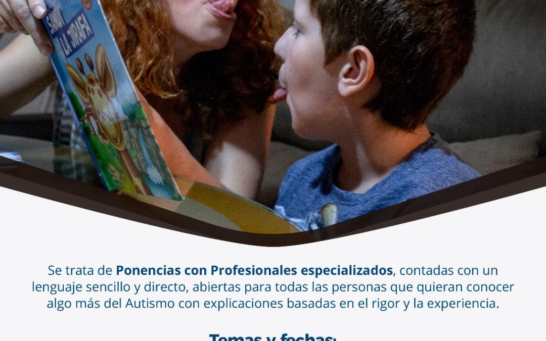 Más de 1.500 inscritos en las acciones formativas de Autismo Sevilla y la Diputación en la zona de la Sierra Sur