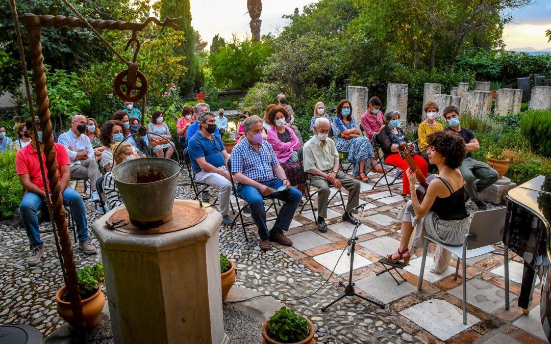"""La Fundación AguaGranada organiza cuatro encuentros literarios exclusivos durante el mes de julio en el ciclo """"El agua y la palabra"""""""