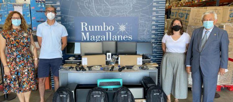 Fundación Lamaignere entrega equipos informáticos a la Asociación Special Olympics Andalucía
