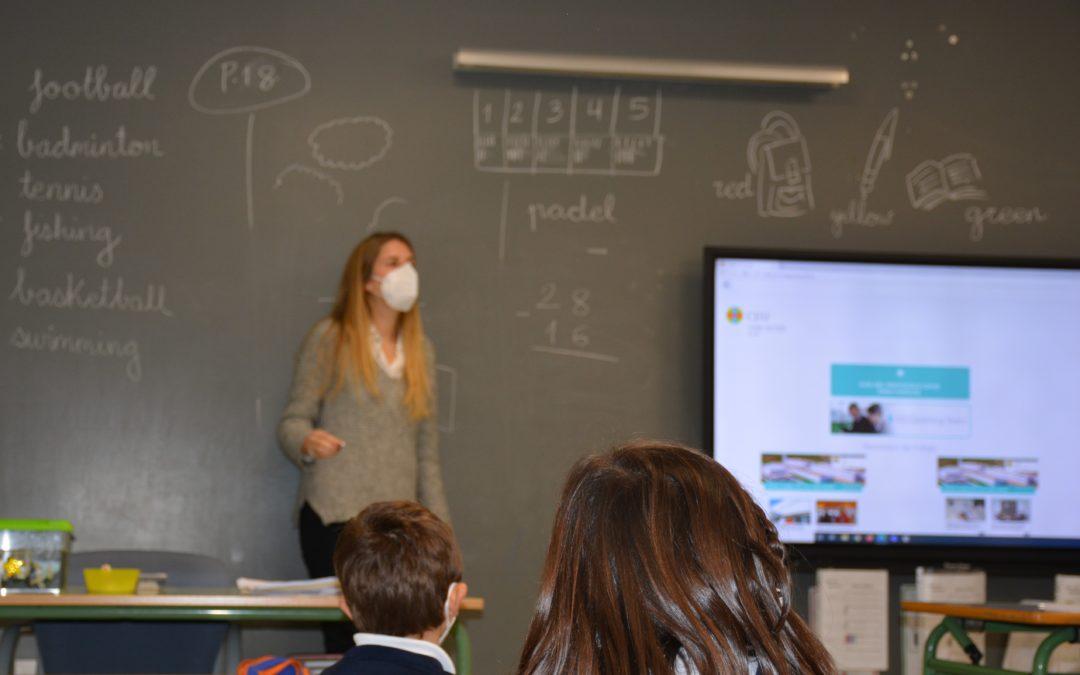 Estudiar Educación en el Centro de Estudios Universitarios Cardenal Spínola CEU
