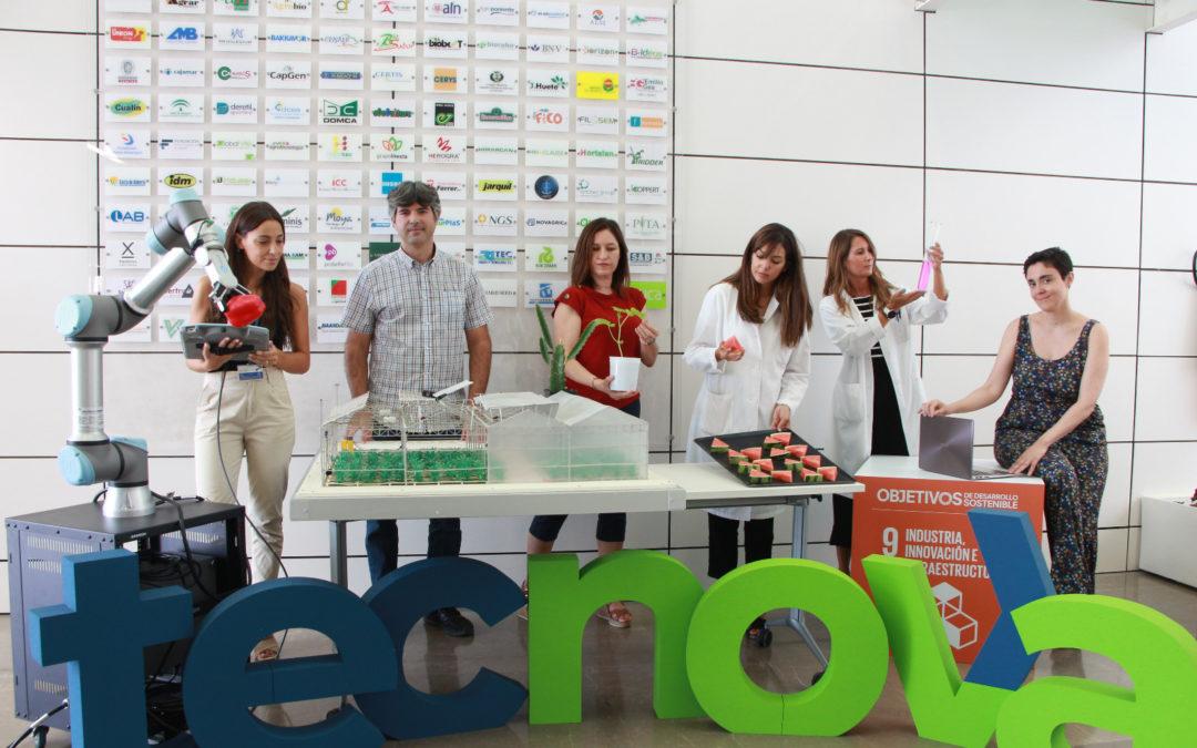 Tecnova crece gracias a la diversificación y  especialización