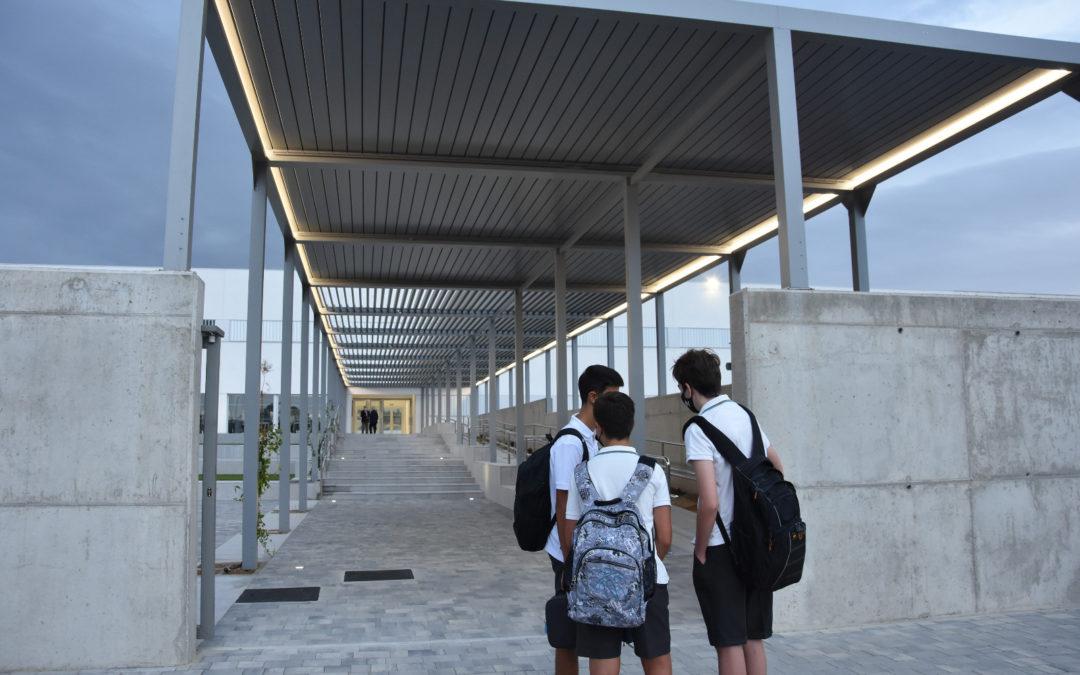 Comienza el Bachillerato del Colegio CEU San Pablo Sevilla