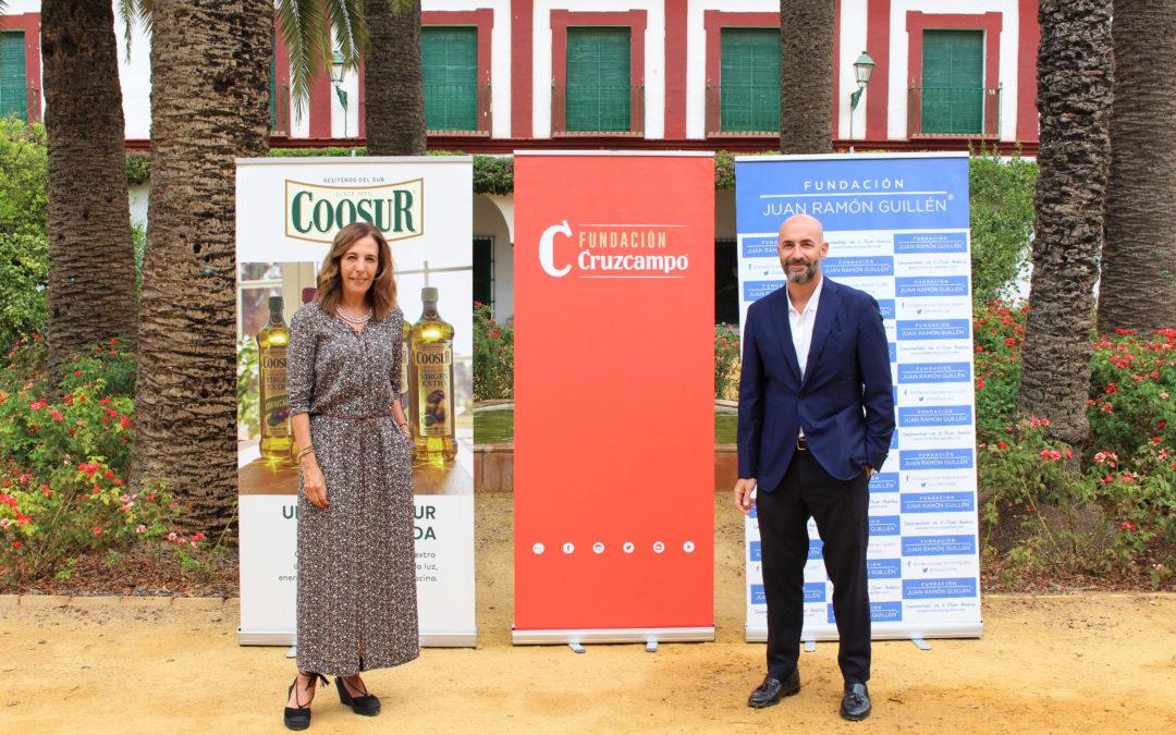 Fundación Cruzcampo apoya la candidatura de Paisajes del Olivar Andaluz a Patrimonio Mundial impulsada por la Fundación Juan Ramón Guillén