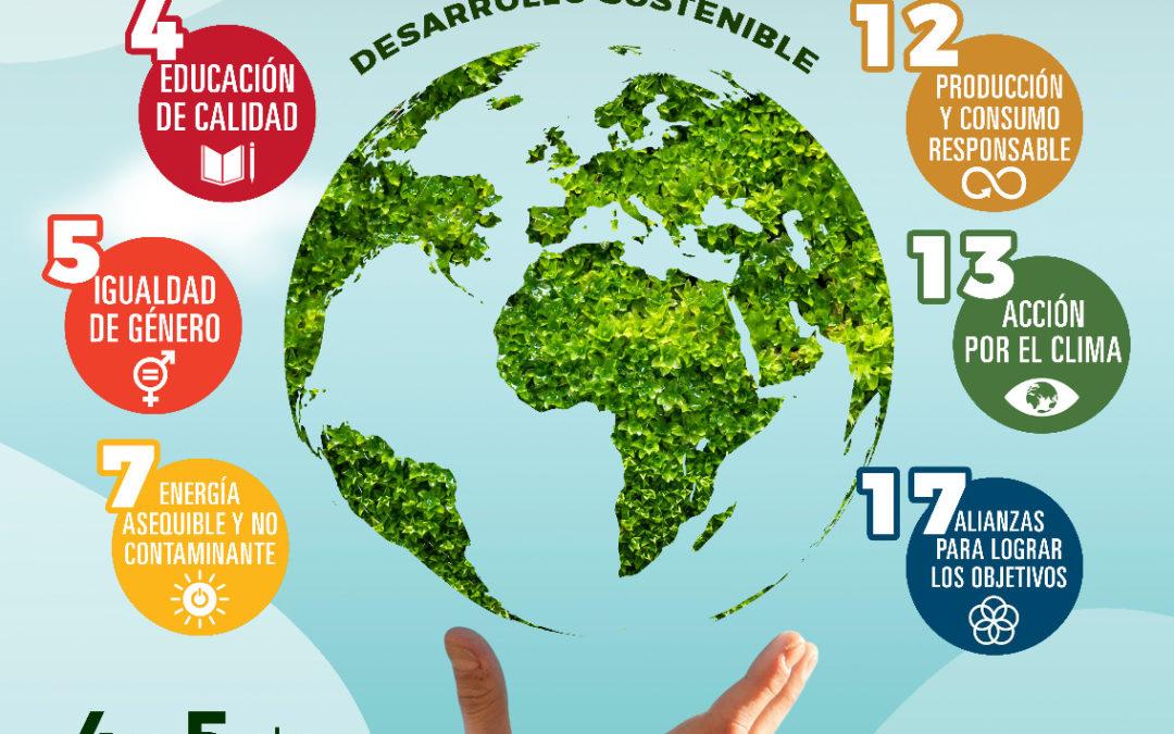 Investigadores y Expertos de talla internacional debatirán en Algeciras sobre los Objetivos de Desarrollo Sostenible los días 4 y 5 de noviembre