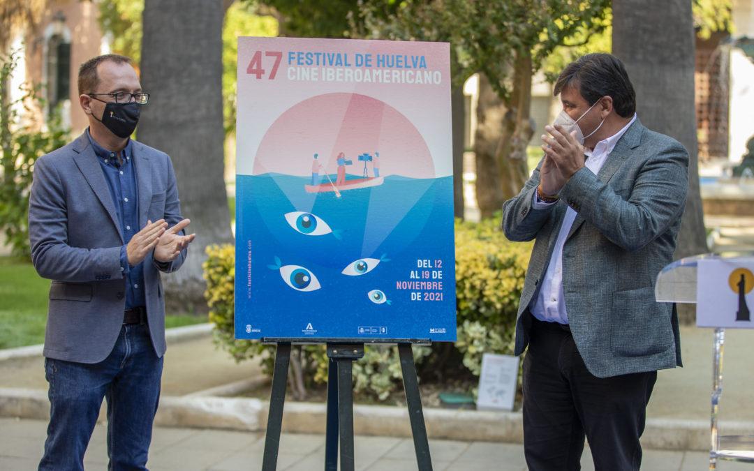 El Festival de Huelva presenta el cartel anunciador de su 47 edición