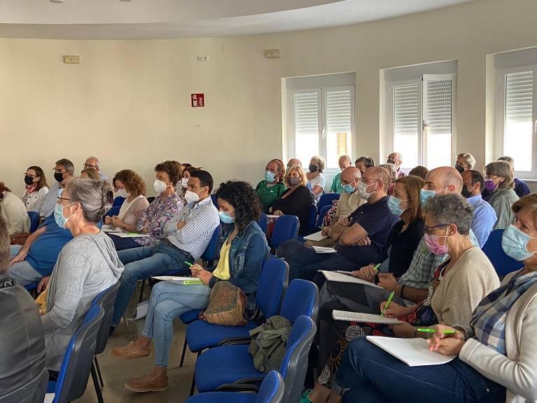 Reunión anual y Encuentro de Confraternización en Jérez del Marquesado 25 de septiembre de 2021